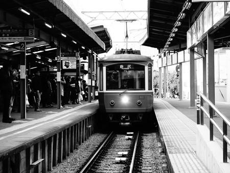 江ノ島電鉄鎌倉駅 (神奈川県鎌倉市御成町)