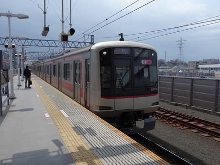 東横線元住吉駅 (川崎市中原区木月)