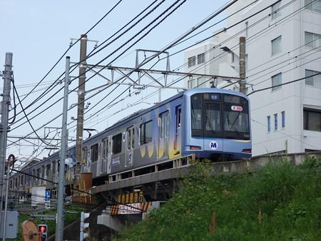 東急東横線 (世田谷区奥沢)