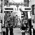写真: 下北沢駅界隈 (世田谷区北沢)