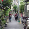 Photos: 根津の街並 (文京区根津)