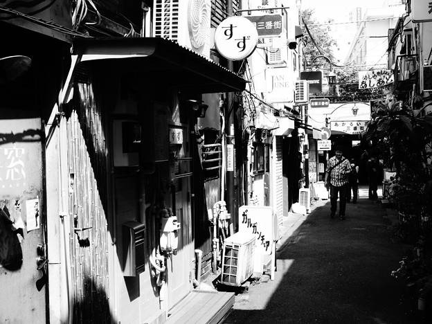 新宿ゴールデン街 (新宿区歌舞伎町)