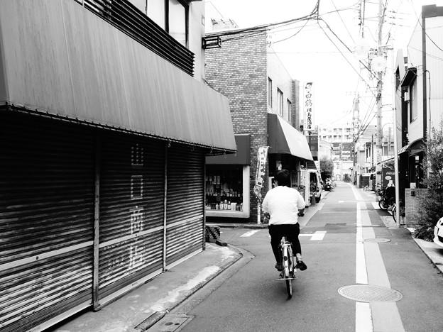 北新宿界隈 (新宿区富久町)