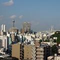 Photos: 山手イタリア山庭園からの横浜 (横浜市中区山手町)