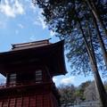 写真: 雙林寺 (群馬県渋川市中郷)