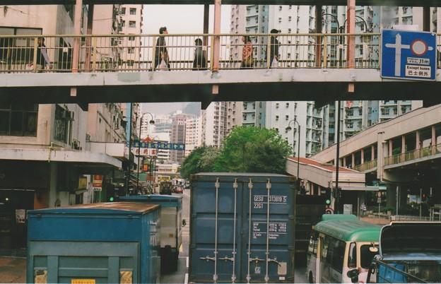 香港の街並み1