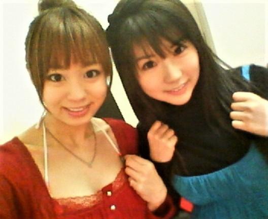Photos: 従妹のかなちゃんと