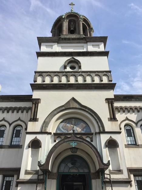 3月_東京復活大聖堂 1