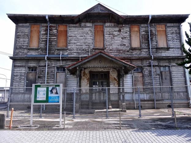旧広島県港湾事務所 former Hiroshima Prefecture port administration building 広島市南区宇品海岸3丁目