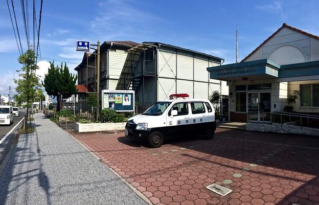 広島南警察署 宇品海岸交番 広島市南区宇品海岸3丁目 海岸通り