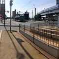 元宇品口電停 元宇品入口交差点 広島市南区宇品海岸2丁目