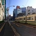 Photos: 広島電鉄 猿猴橋町電停 3900形 広島市南区猿猴橋町