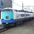 Photos: 北陸新幹線金沢開業によるとばっちりで廃止となる特急北越号 @信越本...
