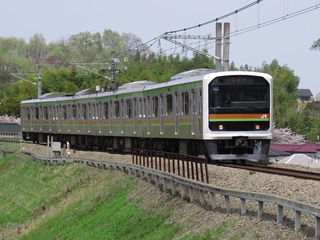 209系3100番台・・・天下のJR東日本なのに、他社から譲受し...