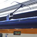 E3系1000番台・・・近鉄特急みたいな色。
