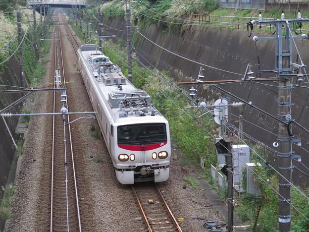 検測車E491系 @横浜線 町田~古淵