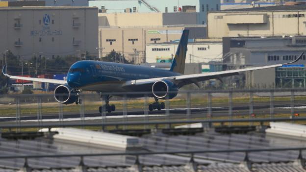 初蓮A350-900