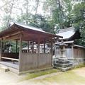 写真: 飛鳥坐神社 (3)