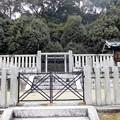 写真: 文武天皇陵 (3)