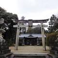 写真: 檜隈寺跡・於美阿志神社 (3)