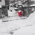 Photos: 雪かき完了!