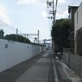 Photos: 側道