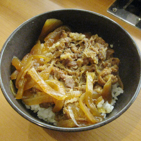 Photos: 量産型牛丼