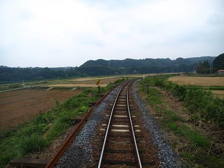 烏山線の車窓(小塙→滝)3