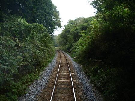 烏山線の車窓(小塙→滝)9