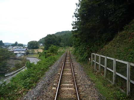 烏山線の車窓(滝→烏山)4