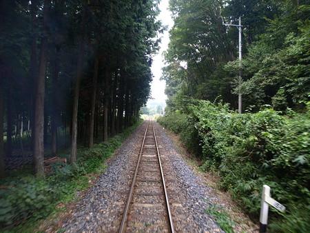 烏山線の車窓(滝→烏山)10