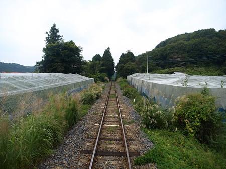 烏山線の車窓(滝→烏山)11