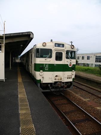 キハ40(烏山駅)2