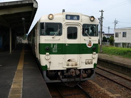 キハ40(烏山駅)3