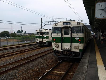 キハ40(宝積寺駅)1