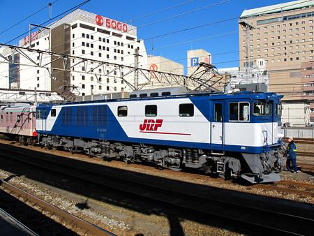 EF64-1010+マニ50-2186(八王子駅)3