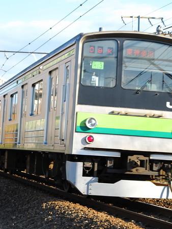 205系横浜線(成瀬界隈)4