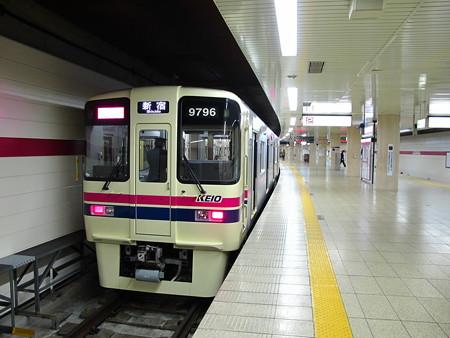 京王線(京王八王子駅)1