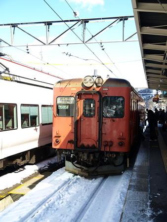 キハ52-156(南小谷駅)3