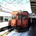 写真: キハ52-156(南小谷駅)3
