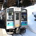 写真: E127(南小谷駅)1