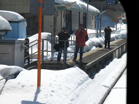 大糸線キハ52-156後方車窓10