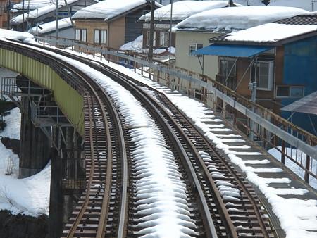 大糸線キハ52-156後方車窓23
