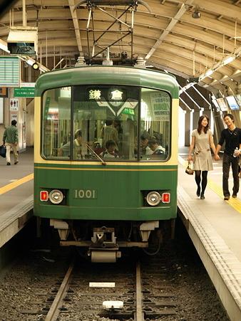 江ノ電藤沢駅2