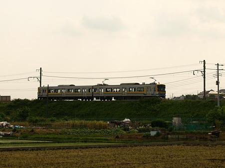 横浜高速鉄道Y000系(恩田駅界隈)1