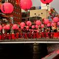 写真: 長崎燈會