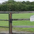 Photos: グラスワンダーの放牧場