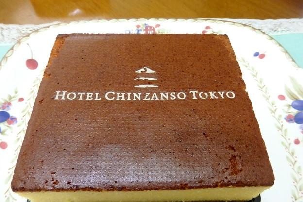 文明堂カステラ  ホテル椿山荘