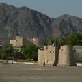 写真: 相似か合同か? フジャイラ・フォート Fujairah Fort,UAE