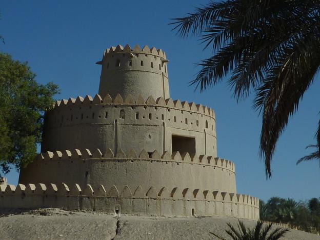 アル・ジャヒリ城塞 Al Jahili Fort,UAE